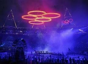 Gran Bretaña se autohomenajea en una ceremonia de apertura marcada por su música
