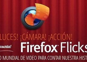 Arranca Firefox Flicks, el certamen de cortometrajes de Mozilla