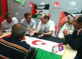 Alejandro Ávila (Ganemos) pide un referéndum para la independencia del Sáhara