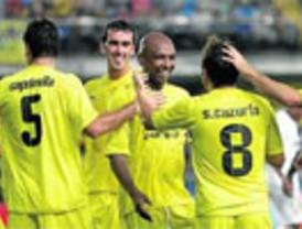 El Villarreal sigue vivo y remonta al Nápoles (2-1)