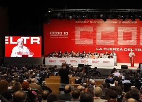 Fernández Toxo, sin oposición alguna, reelegido para liderar CCOO 4 años más