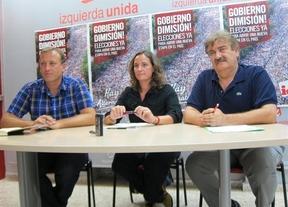 IU Toledo, Talavera y Aranjuez se plantean movilizaciones conjuntas contra el Plan del Tajo