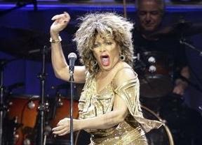 Tina Turner, espantapájaros
