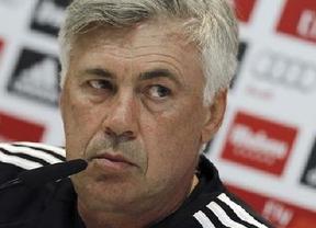 Ancelotti enfría la tensión del derbi: