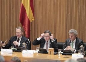 Draghi dice que los bancos españoles están en condiciones de dar crédito