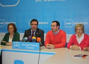 El PP confía en que se mantenga el tren convencional Madrid-Cuenca-Valencia