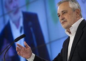 Griñán anuncia en su discurso de investidura un plan contra el desempleo de 200 millones