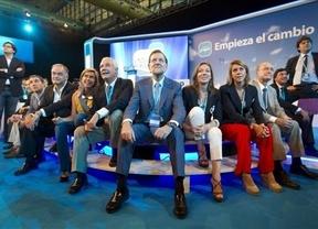 Siguen las 'broncas' a Rajoy dentro del PP por la pol�tica fiscal de subida de impuestos