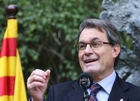 Artur Mas apuesta por internacionalizar la economía catalana...