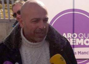 José García Molina presenta su candidatura a dirigir Podemos Castilla-La Mancha
