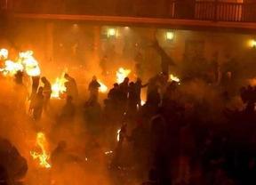 Vuelven 'Los Escobazos' a Jarandilla de la Vera