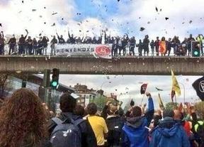 Multitudinarias #MarchasDignidad22M en Twitter