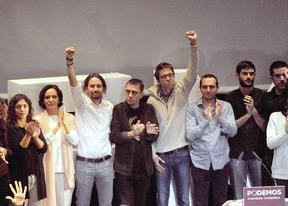 Pablo Iglesias 'celebra' en Sevilla el primer aniversario de Podemos