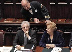 Monti consigue que el Senado italiano apruebe su recorte de 30.000 millones de euros