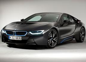 Los faros láser del BMW i8 costarán 11.000 euros
