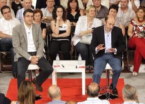 El PSOE se reagrupa junto a Rajoy y el Gobierno contra el órdago independentista de Mas