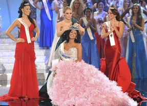 Miss Venezuela se corona Miss Mundo 2011
