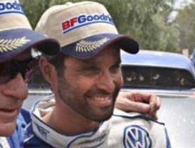 Carlos Sainz busca el doblete en el Really Dakar 2011, del que es el máximo favorito