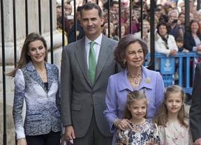 Más allá de la gira internacional, los nuevos Reyes eligen Cataluña para estrenarse en España en un claro gesto de acercamiento