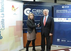 CEOE Guadalajara y Gas Natural convenian la celebración de jornadas formativas sobre energía