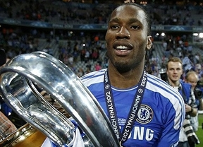 Drogba se da a la buena vida... futbolera: no renueva con 'su' Chelsea y ficha por el Shanghai