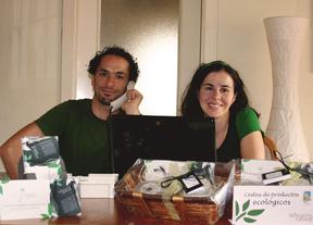 María y Paco quieren difundir la alimentación ecológica con Selección Natural