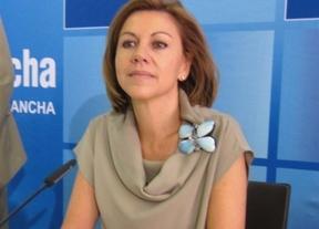 Cospedal dice que los usuarios califican la sanidad de Castilla-La Mancha con