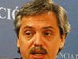 """Fernández afirmó que """"Si hay un funcionario involucrado en el caso Skanska, lo echaremos"""""""