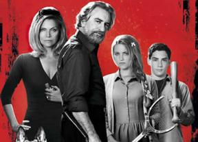 Robert de Niro y Michelle Pfeiffer vuelven a los cines con 'Malavita'