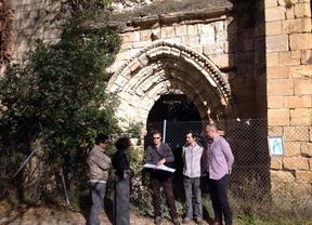 Comienzan las obras de urgencia para la consolidación del Monasterio de Bonaval