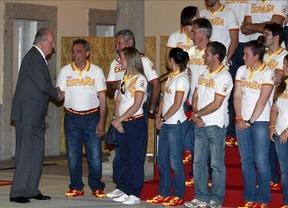 El Rey y Rajoy se aplicarán la 'receta' de nuestros deportistas