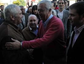 Arenas insta a Chaves, Zapatero y Griñán a pedir