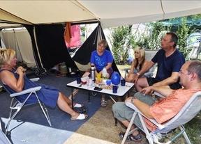 Las pernoctaciones en alojamientos extrahoteleros suben un 3,1 por ciento en junio
