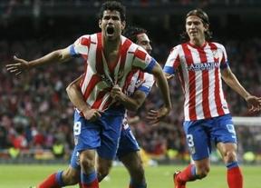 Filipe Luis, en vísperas de la visita del Barça, explica el secreto de Diego Costa: