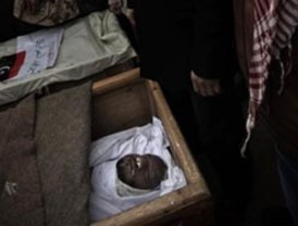 ONU debate denunciar a Gadafi por crímenes