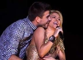 Shakira y Piqu� celebraron su cumplea�os m�s especial junto al peque�o Milan