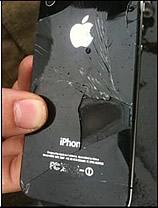 Un iPhone sufre combustión espontánea en pleno vuelo