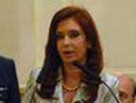 "Cristina ve un salto hacia ""una Argentina diferente"""