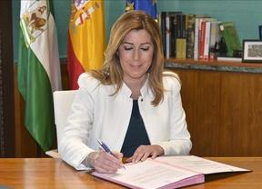 Susana Díaz se proclama como la principal representante en la lucha contra la corrupción