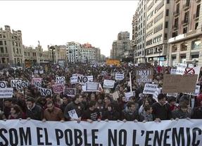 La Primavera Valenciana ya tiene lema: 'Somos el pueblo, no el enemigo'