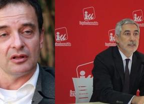 La izquierda lucha por el representante en el debatín a cinco