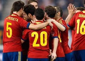 Del Bosque respeta los dorsales de 'sus' jugadores, con las novedades de Koke y Diego Costa