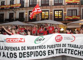 Reproches mutuos PP-PSOE por el cierre de Teletech