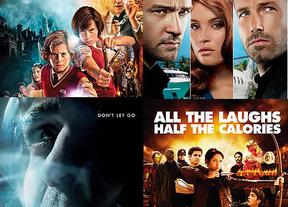 Estrenos de la semana: Zipi y Zape ponen las risas, Clooney y Affleck la acción