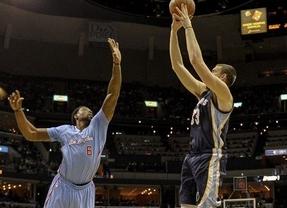 Sigue el 'annus mirabilis' de un inconmensurable Marc Gasol y 'sus' Grizzlies: 30 puntos en la victoria ante Clippers