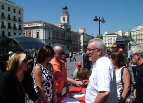 Comienzan las protestas contra la 'contrarreforma' de Rajoy: IU moviliza a los municipios