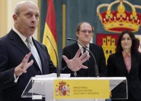 José Ignacio Wert anuncia su variante de 'ley Sinde' para combatir la piratería en Internet