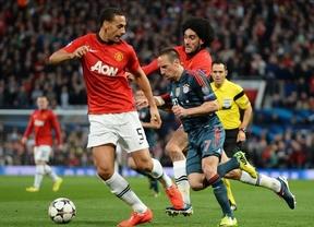 El Bayern de Guardiola se confía y no demuestra su gran favoritismo teórico en Manchester: el United le sorprende (1-1)