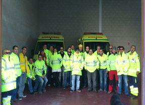 Los trabajadores de Transaltozano abandonan el encierro tras pagarles dos nóminas
