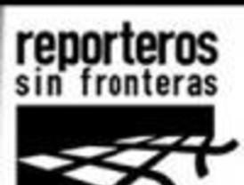 Informe negativo de Reporteros sin Fronteras para Argentina